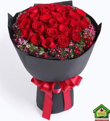 三生三世 33枝红玫瑰