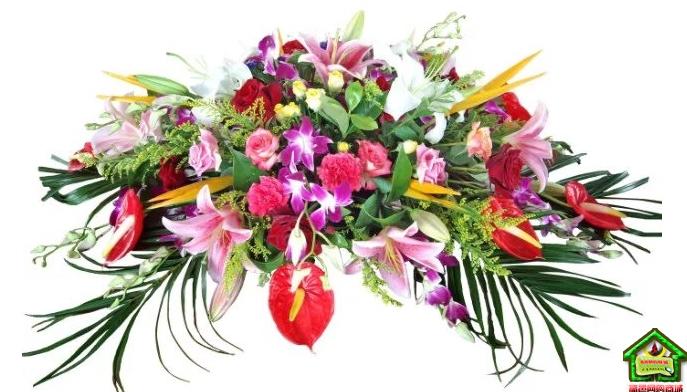 前程似锦-商务用花,公司用花,讲台用花